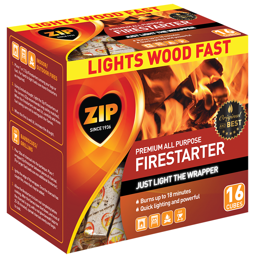 Zip™ Premium All Purpose Firestarter