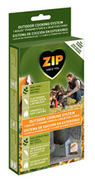 Zip™ Outdoor Cooking System
